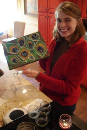 Encaustic Painting (with WAX)