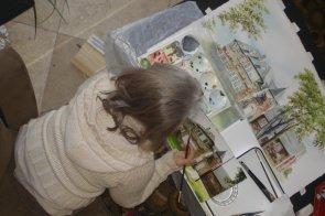 Peggy Parker Watercolorist