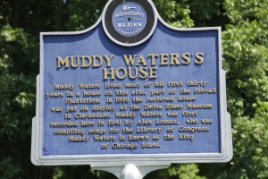 Muddy Waters home site
